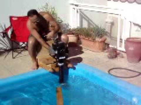 Motor fuera de borda casero youtube for Videos fuera de youtube