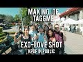 [KPOP IN PUBLIC MEXICO]MAKING OF EXO 엑소 Love Shot Dance Cover by TaggMe