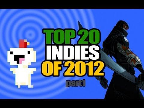 ТОП 20 Инди-игр 2012 [Holesimus Review] [Part 1]