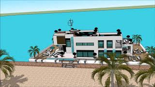 Category Sims Freeplay Modern House