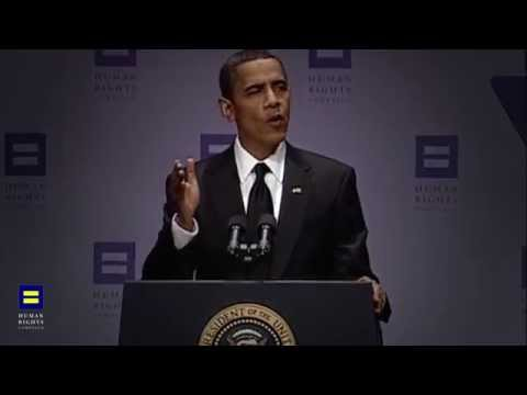 President Obama's Historical LGBT record