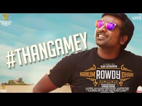 Thangamey BGM | Anirudh | Naanum Rowdy Dhaan