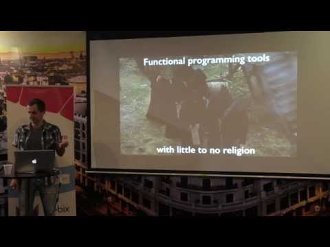 Functional programming tools with little to no religion Pavel Klimenkov