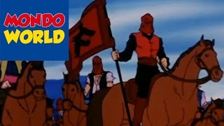 THE STAGECOACH IS IN DANGER! - The Legend of Zorro ep. 14 - EN