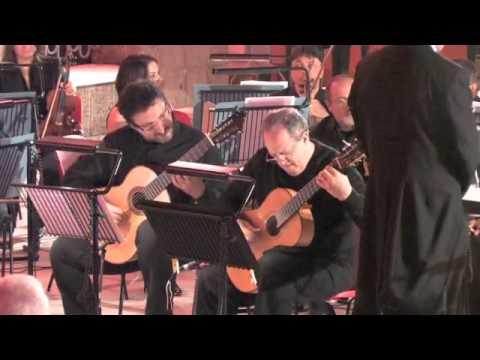 Aniello Desiderio plays Castelnuovo Tedesco op 201