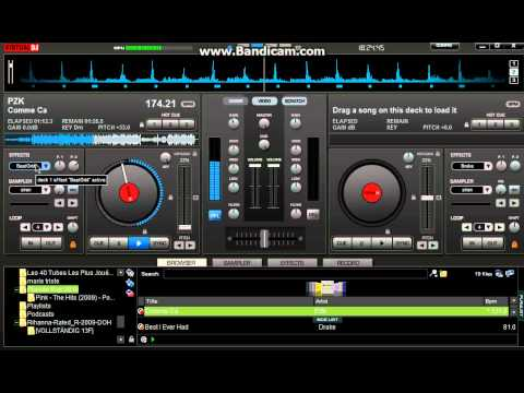 Mix Virtual dj pro 7 Numero 4(mon mix)