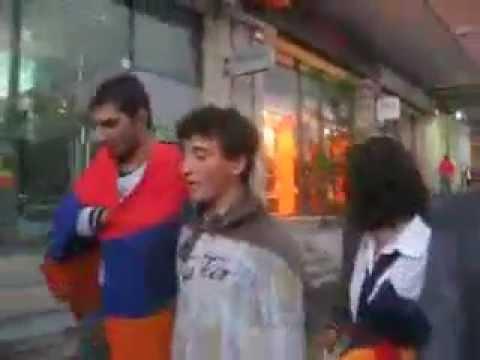 Армяне против фильма «Parada» Геи для нас педарасты