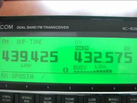 Icom IC-2820 Review (D-Star, DV)