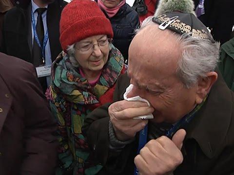 Auschwitz Survivors Mark Liberation Anniversary