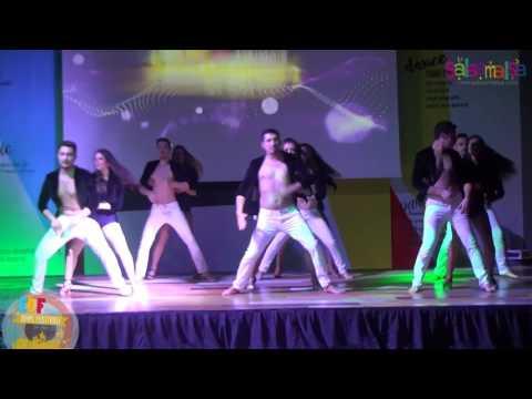 Mine & Serkan Bachata Performance Team - Jadore Dans | EDF 2017