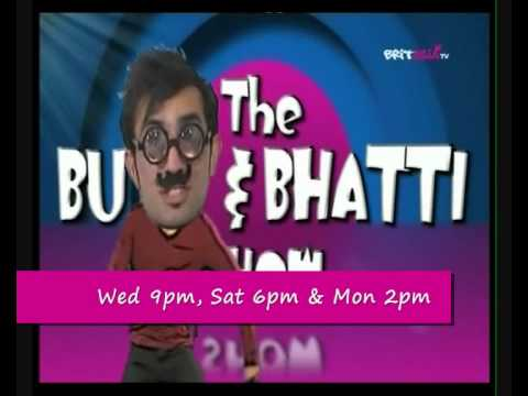 The Butt And Bhatti Show Starting Promo Salman Malik And Farrukh Khan 2010 Comedy Show