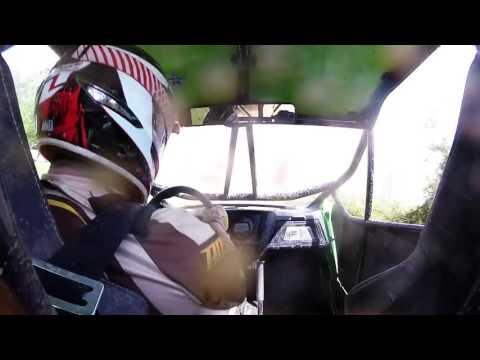 2016 Mid East Racing Series UTV round 3 @ Harris Bridge on board wildcat sport 700