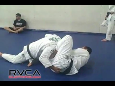 BJ Penn and Reagan Penn Grappling Image 1