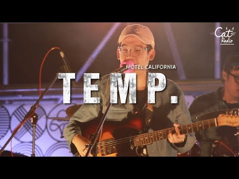 TEMP. - MOTEL CALIFORNIA CAT EXPO4
