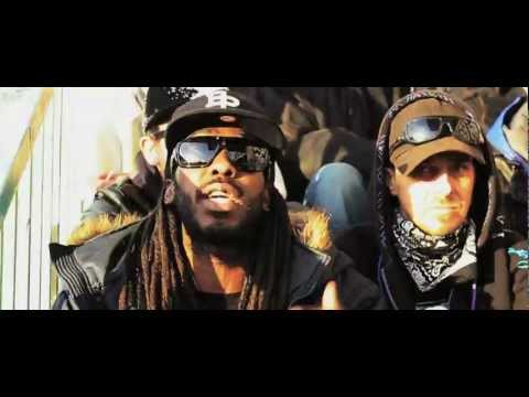 Dj Zefil Feat MC Kemon:STR8 Hustlin official hd video