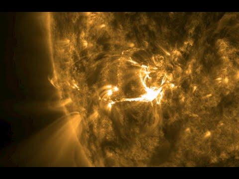 Big Solar Eruptions, Aluminium Tox, Venus | S0 News March 10, 2015