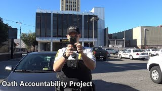 VCU PD Silent Audit | Oath Accountability Project