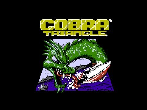 Cobra Triangle - NES Gameplay