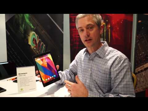 Lenovo Tab 2 A8 at MWC 2015