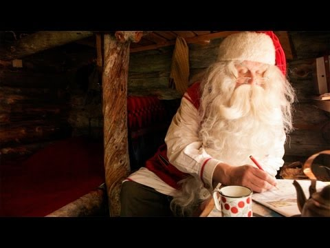 The Best of Lapland According to Santa - FINLAND