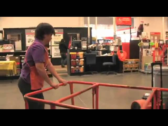 The Home Depot and the BTCS Supported Employment Program