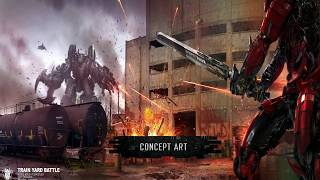 Transformers: The Last Knight - Creating Destruction: Inside the Packard Plant 'Special Features'