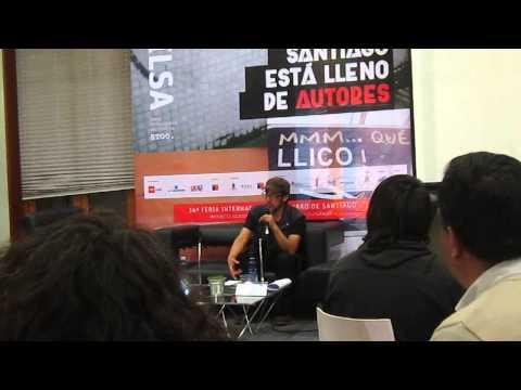 MVI 3283// Habla el poeta mapuche Elicura Chaihuailaf