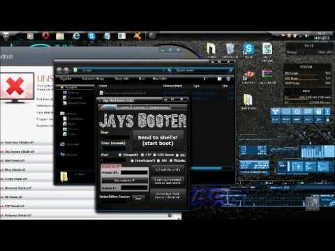Jays Shell booter (CLEN LINK-PROOF)