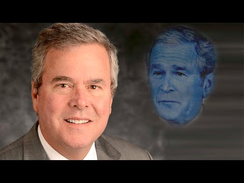 Jeb Bush Rejects His Brother By Doing More Of The Same