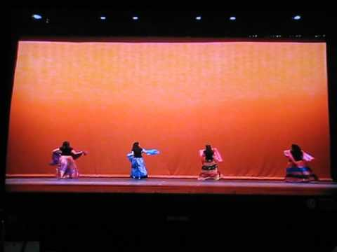 UF ISA Diwali Show Dance 2009