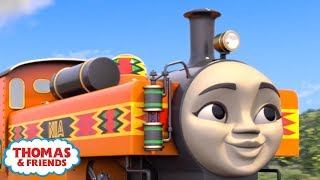 Thomas & Friends UK | My Hometown My Africa | Cartoons for Kids