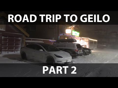 #59 Road trip to Geilo part 2