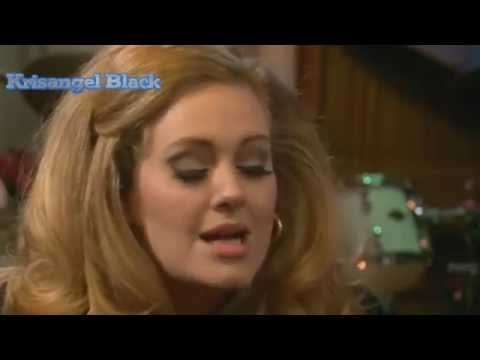 Adele cantando a capela Rolling in the Deep - Krisangel Black