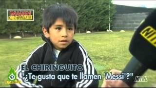 El Chiringuito de Jugones - Así es Claudio Ñancufil Bariloche