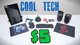 Cool Tech Under $5 - November