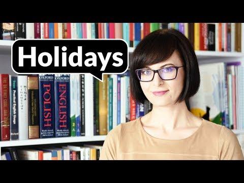 Holidays Czy Vacation – Wakacje? | Po Cudzemu #138