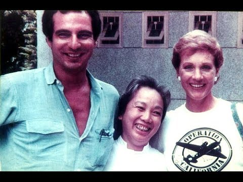 Julie Andrews & her trip to Southeast Asia!