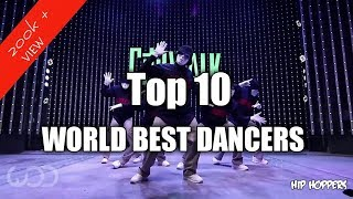 Top 10 Best Dancers 2018  World of Dance  Hip Hopp