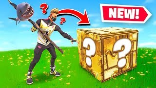 *NEW* LUCKY BLOCKS Gamemode In Fortnite Battle Royale!