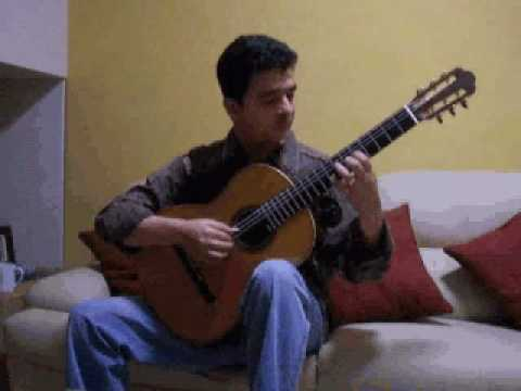 Porro By Gentil Montaña played by Manuel Espinás