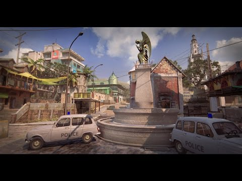 Uncharted 4 Multiplayer | Bounty Hunter | Madagascar City (4)