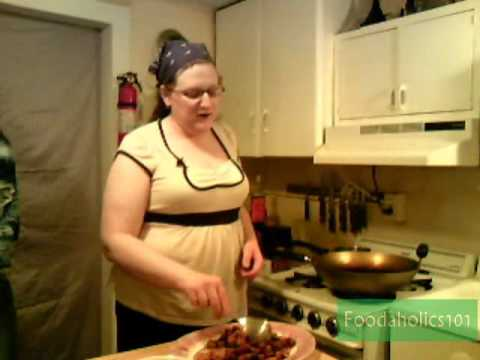 Julia's Sunday Dinners Sea. 2, Ep. #5 – Vegetarian General Tso's Chicken Part 2/2