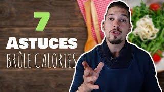 """💡 7 ASTUCES pour Brûler + de Calories? (Prouvé par la SCIENCE)"""""""