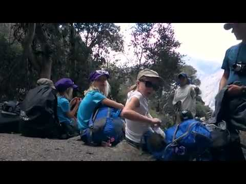 Inca Trail/ Inka Trail Peru to Machupicchu with Kids By Quechuas Expeditions