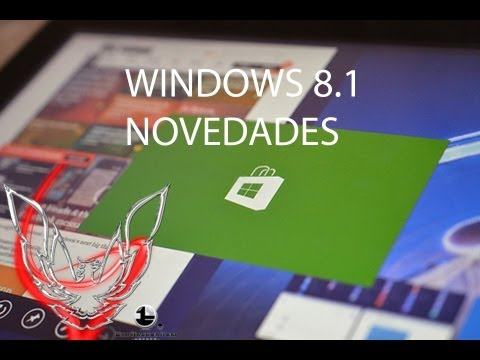 Windows 8.1 Novedades VISTA PREVIA