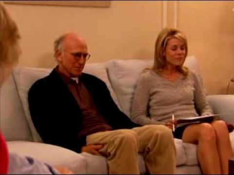 Curb enthusiasm wedding