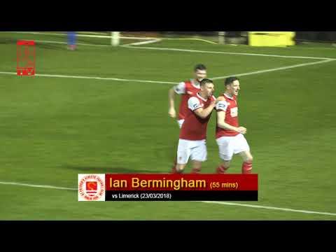 Goal: Ian Bermingham (vs Limerick 23/03/2018)