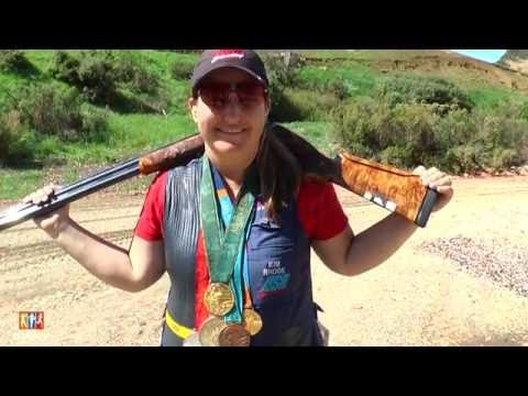 A chat with Kim Rhode - Team USA, Women's Skeet