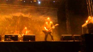 AMON AMARTH - Twilight Thunder Of The God [ LIVE HD ] / ROCK OFF FEST ISTANBUL 3.8.2014