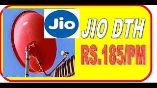 RELIANCE JIO SET TOP BOX EXPECTED LAUNCH DATE &  PACK DETAILS